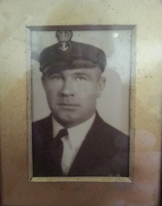 Petty Officer Cook Bernard Frank Biram