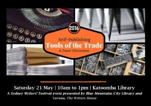 Self-Publishing Forum 21 May 2016 single postcard
