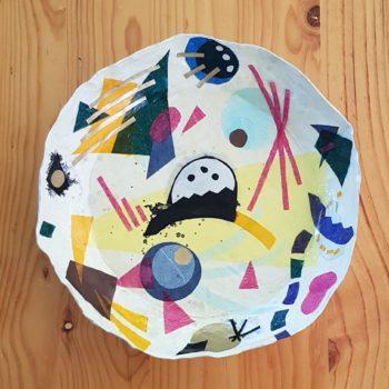 Bowl 4 - After Kandinsky