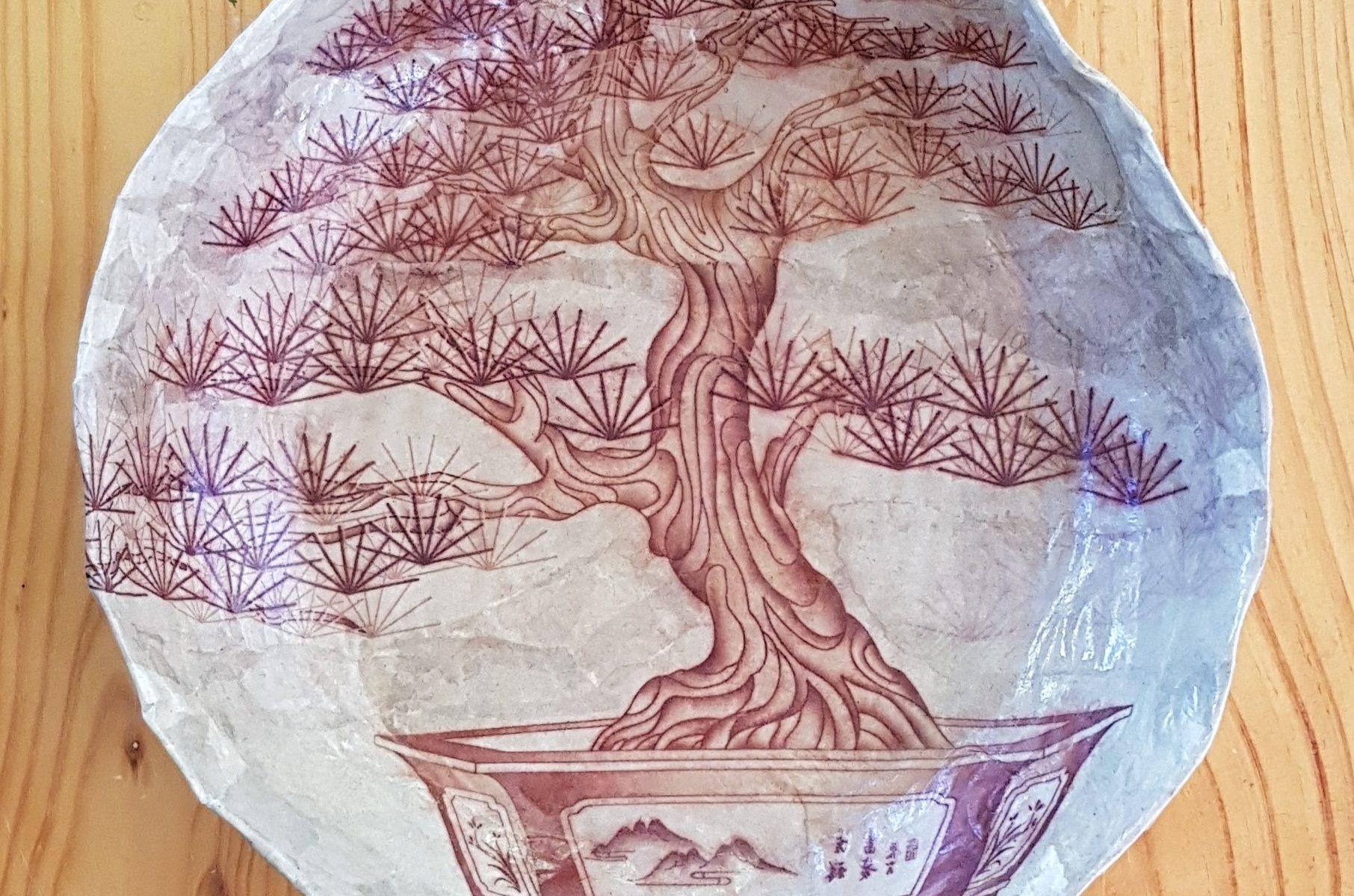 Bowl 5 - Zen Garden
