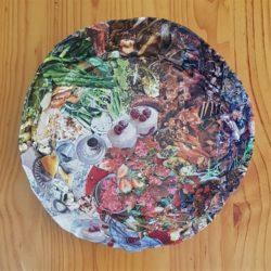 Bowl 9 - Food Bowl - inside