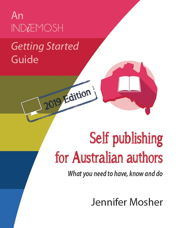 Self publishing for Australian authors 2019 edition