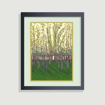 Birch Grove - framing suggestion