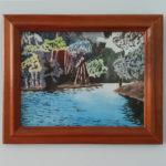 Amazon River - original 1975 (c) Jennifer Mosher