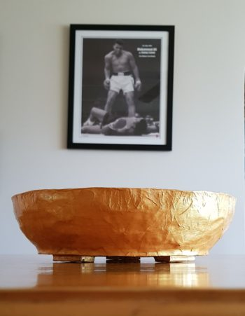 Bowl 14 - Crowning Glory - side view 2