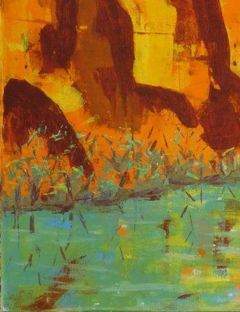 Colorado Cliffs crop 1 (c) Jennifer Mosher