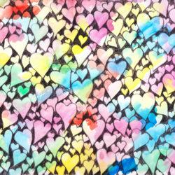 Love Me Do - watercolour (c) Jennifer Mosher