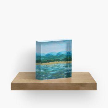 South Coast Fishermen - Redbubble Acrylic Block
