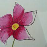 Trinket Flower in development