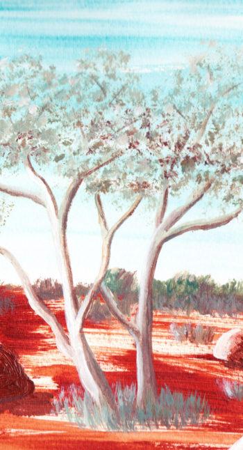 Central Australia V - crop 2 (c) Jennifer Mosher