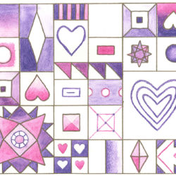 Hearts and Diamonds Sampler