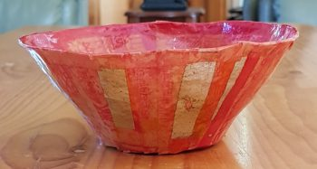 Little China Bowl - side view - 1