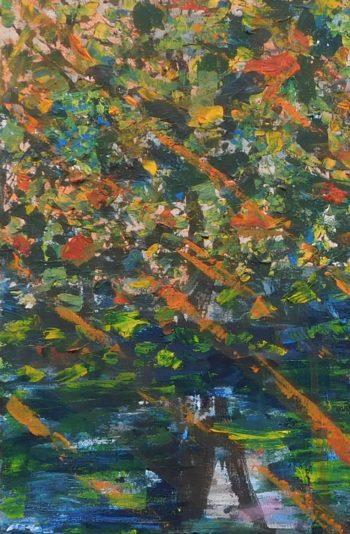 Mangrove Afternoon - crop 3 (c) Jennifer Mosher