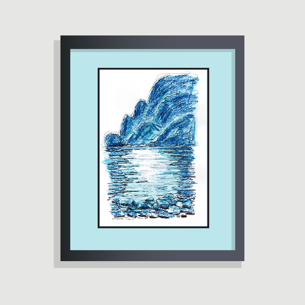 Merced River 1 - framing suggestion