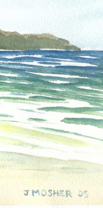On the Beach - crop 3