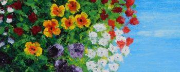 Sausalito Flowers - crop 1