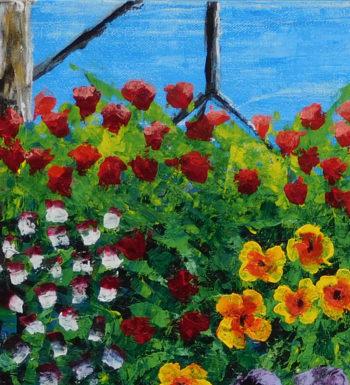 Sausalito Flowers - crop 3