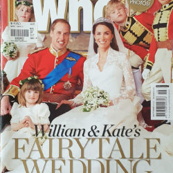 Who Weekly No. 1,002, 9 May 2011: Will and Kate's wedding