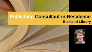 BMCC Library Publishing Consultant in Residence 2020 Blaxland