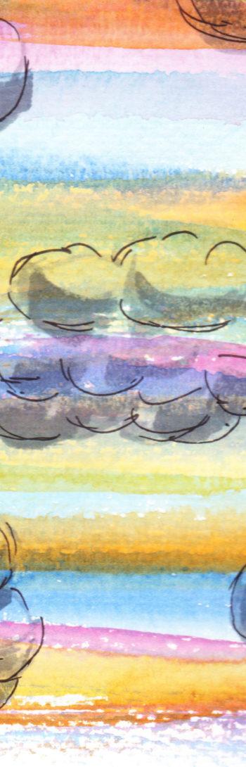 Rainbow Clouds - crop 3 (c) Jennifer Mosher