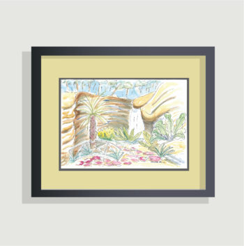 The Grotto, Everglades - framing suggestion