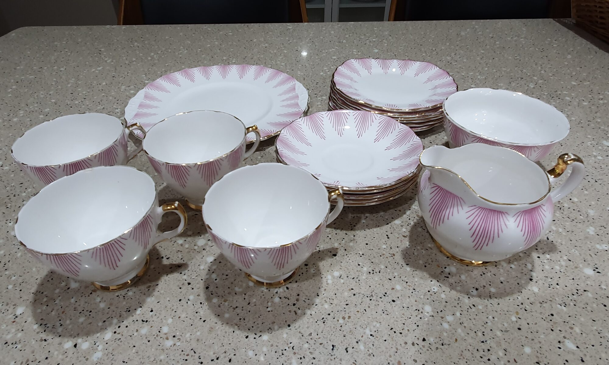 Royal Vale 7654 china tea service