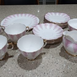 Royal Vale 7654 china tea service