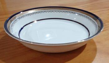 Myotts Royal Crown dessert bowl