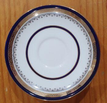 Myotts Royal Crown saucer