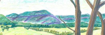 Megalong Valley from Dry Ridge Estate - crop 2 (c) Jennifer Mosher